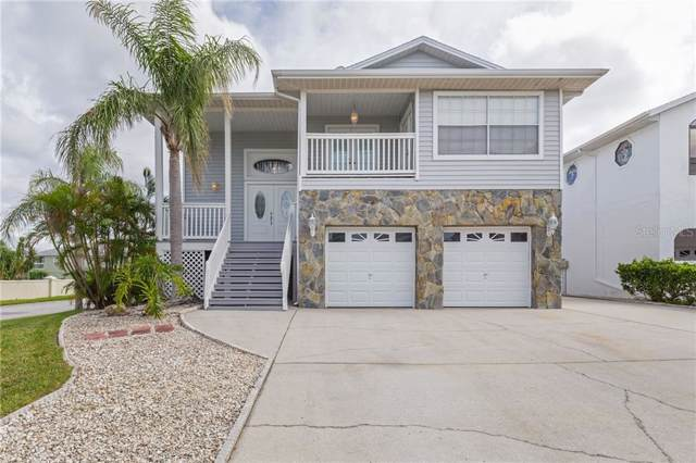 6101 Bayside Drive, New Port Richey, FL 34652 (MLS #U8054827) :: The Duncan Duo Team