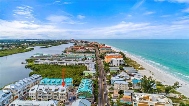 19915 Gulf Boulevard #401, Indian Shores, FL 33785 (MLS #U8054888) :: 54 Realty