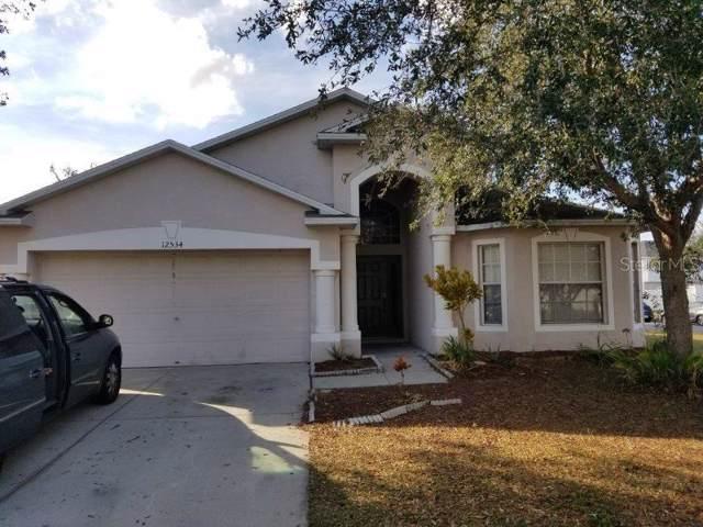 12534 Lake Vista Drive, Gibsonton, FL 33534 (MLS #U8054908) :: The Price Group