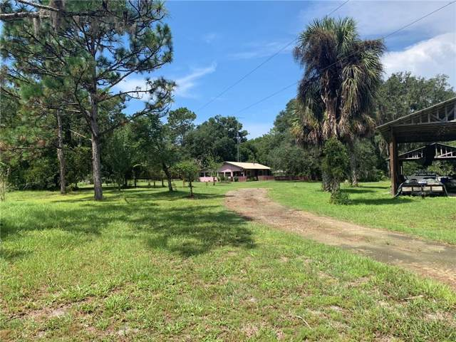9350 NW 30TH Street, Chiefland, FL 32626 (MLS #U8054942) :: Cartwright Realty