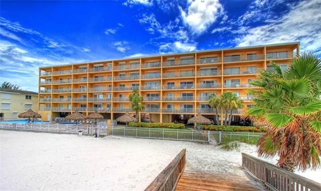 18500 Gulf Boulevard #302, Indian Shores, FL 33785 (MLS #U8055036) :: Lockhart & Walseth Team, Realtors
