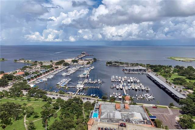 100 1ST Avenue N #1603, St Petersburg, FL 33701 (MLS #U8055096) :: Lockhart & Walseth Team, Realtors
