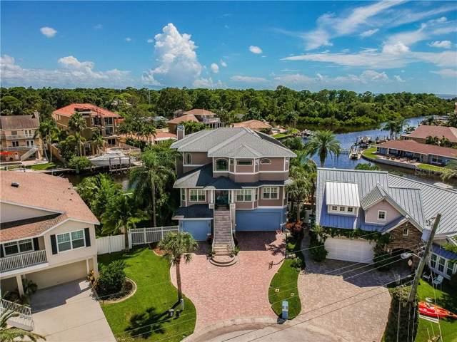 340 Westwinds Circle, Palm Harbor, FL 34683 (MLS #U8055159) :: Team Bohannon Keller Williams, Tampa Properties