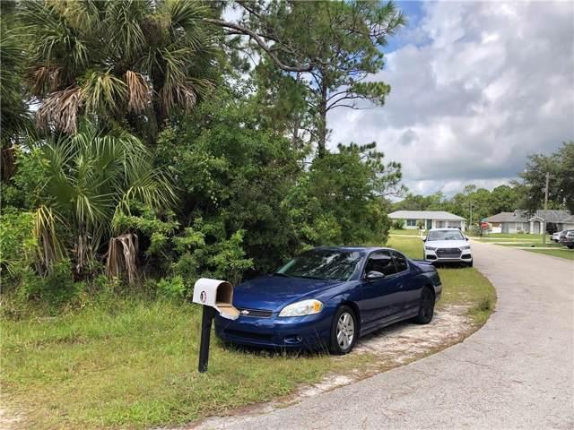 436 Cortez Road NW, Palm Bay, FL 32907 (MLS #U8055270) :: Team Bohannon Keller Williams, Tampa Properties