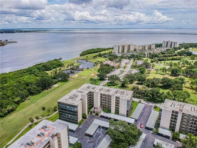 3400 Cove Cay Drive 4E, Clearwater, FL 33760 (MLS #U8055357) :: Armel Real Estate