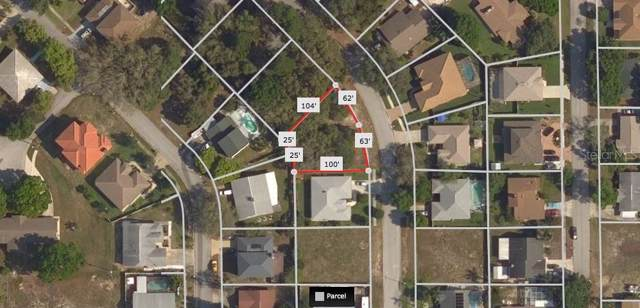 Kenneth Way, Tarpon Springs, FL 34689 (MLS #U8055429) :: Team Bohannon Keller Williams, Tampa Properties