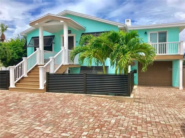 10025 Gulf Boulevard, Treasure Island, FL 33706 (MLS #U8055446) :: Lockhart & Walseth Team, Realtors