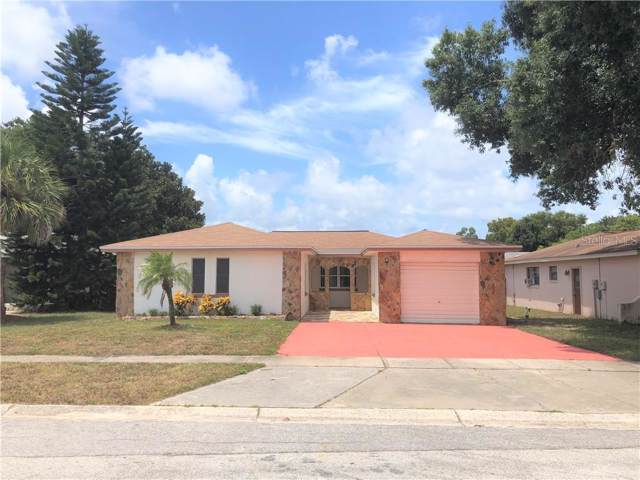 1612 Cromwell Drive, Tarpon Springs, FL 34689 (MLS #U8055501) :: Rabell Realty Group