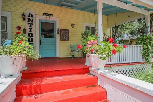 313 N Grosse Avenue, Tarpon Springs, FL 34689 (MLS #U8055603) :: Cartwright Realty