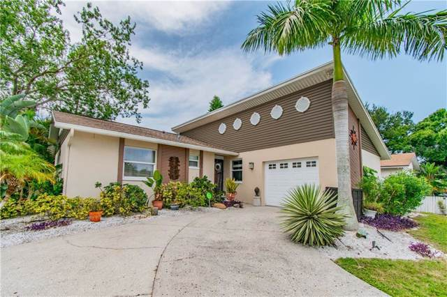 1201 Crossbow Lane, Tarpon Springs, FL 34689 (MLS #U8055619) :: Team Bohannon Keller Williams, Tampa Properties
