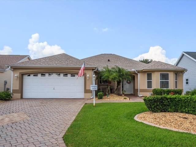 2020 Salinas Avenue, The Villages, FL 32159 (MLS #U8055639) :: Team Bohannon Keller Williams, Tampa Properties