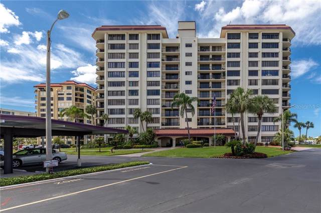 736 Island Way #105, Clearwater Beach, FL 33767 (MLS #U8055643) :: White Sands Realty Group