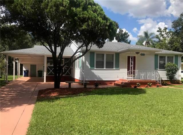 809 W Virginia Avenue, Tampa, FL 33603 (MLS #U8055697) :: Burwell Real Estate