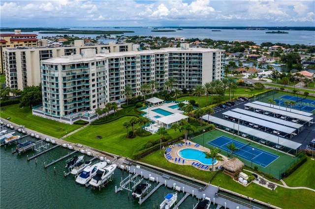 670 Island Way #300, Clearwater, FL 33767 (MLS #U8055721) :: White Sands Realty Group