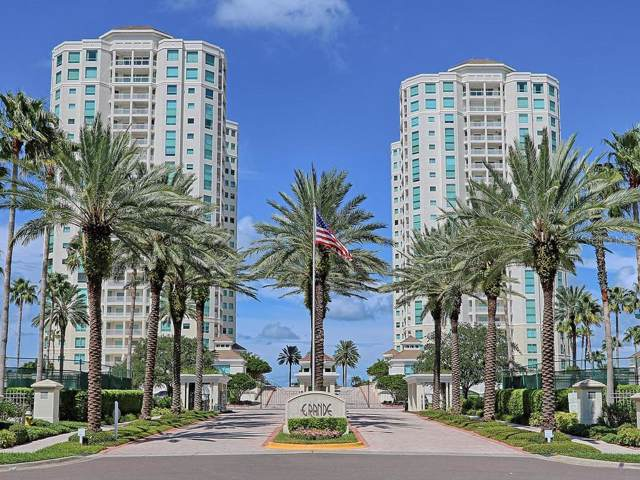 1180 Gulf Boulevard #2204, Clearwater Beach, FL 33767 (MLS #U8055762) :: Burwell Real Estate