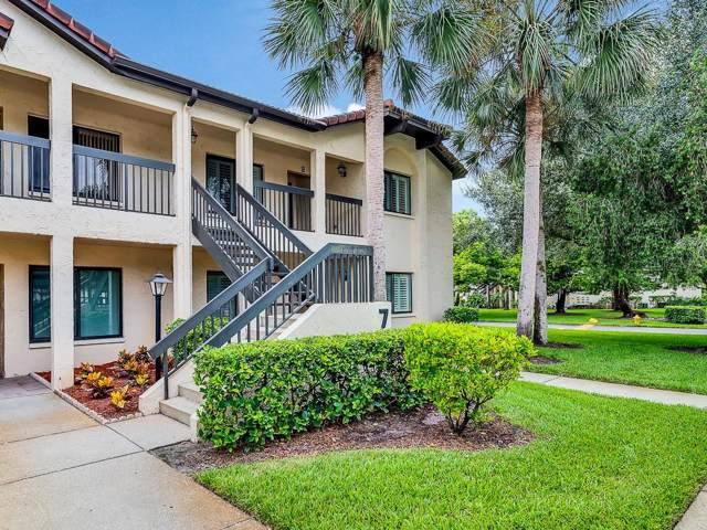 1801 E Lake Road 7H, Palm Harbor, FL 34685 (MLS #U8055812) :: Lovitch Realty Group, LLC