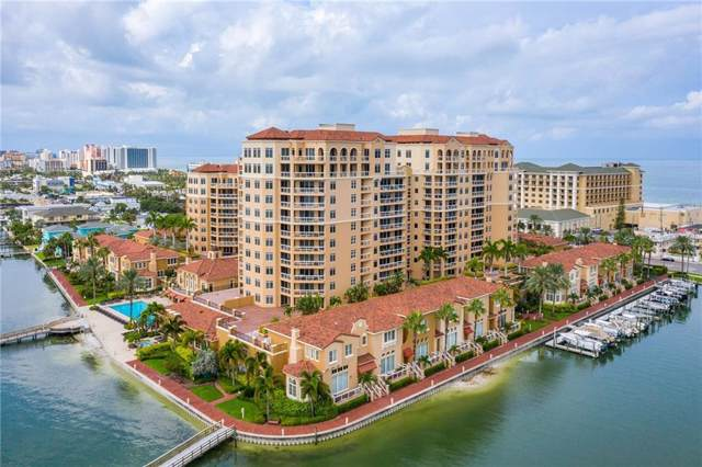 525 Mandalay Avenue #35, Clearwater, FL 33767 (MLS #U8055828) :: White Sands Realty Group