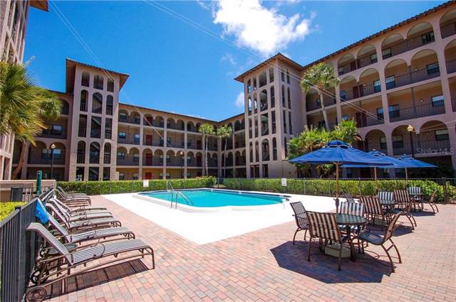6150 Gulfport Boulevard S #414, Gulfport, FL 33707 (MLS #U8055829) :: The Duncan Duo Team