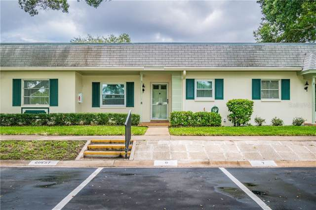 1427 Normandy Park Drive #6, Clearwater, FL 33756 (MLS #U8055883) :: Medway Realty