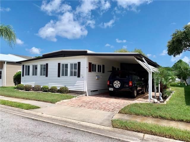 1100 S Belcher Road #71, Largo, FL 33771 (MLS #U8055891) :: Team Bohannon Keller Williams, Tampa Properties