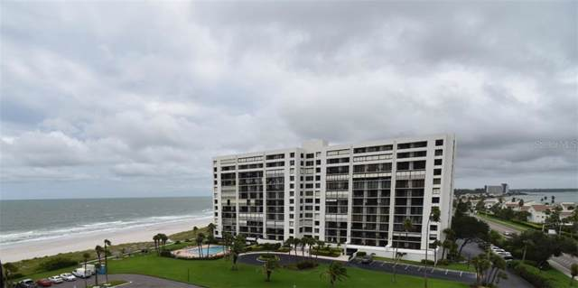 1480 Gulf Boulevard #708, Clearwater, FL 33767 (MLS #U8055892) :: The Duncan Duo Team