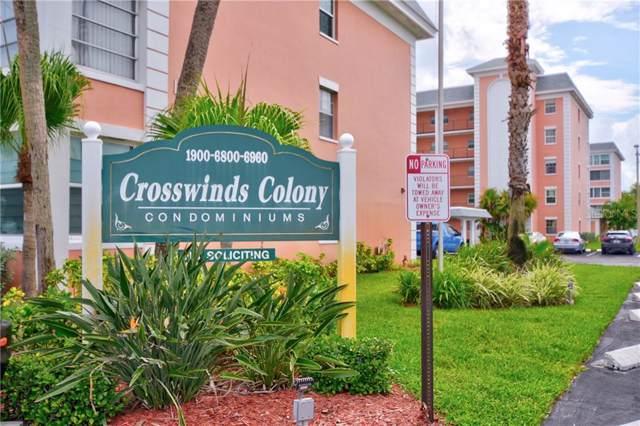 6800 20TH Avenue N #304, St Petersburg, FL 33710 (MLS #U8055903) :: Armel Real Estate
