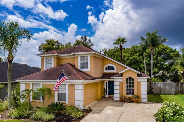 3074 Bentley Drive, Palm Harbor, FL 34684 (MLS #U8055966) :: The Duncan Duo Team