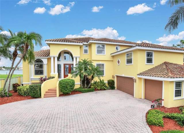16899 1ST Street E, North Redington Beach, FL 33708 (MLS #U8055991) :: Team 54