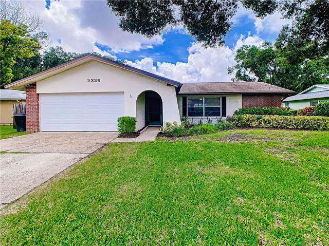 2326 Hawthorne Drive, Clearwater, FL 33763 (MLS #U8056007) :: Andrew Cherry & Company