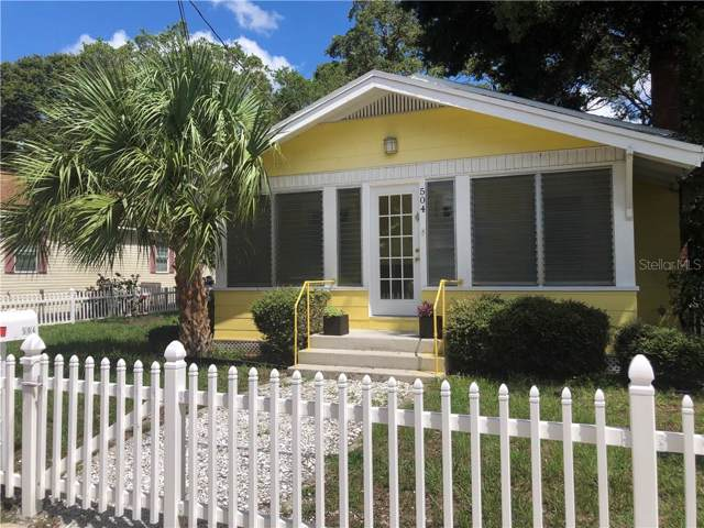 504 Cleveland Avenue SW, Largo, FL 33770 (MLS #U8056026) :: Lovitch Realty Group, LLC