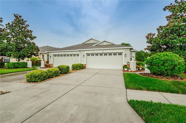 7606 Deer Path Lane, Land O Lakes, FL 34637 (MLS #U8056029) :: GO Realty