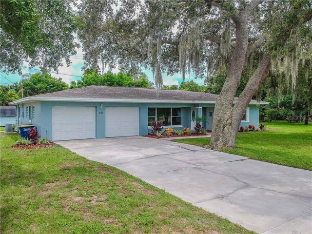401 Casler Avenue, Clearwater, FL 33755 (MLS #U8056040) :: Andrew Cherry & Company