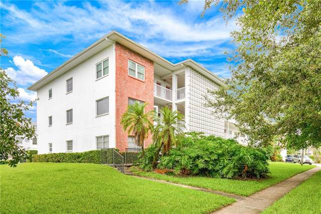 5155 9TH Avenue N #201, St Petersburg, FL 33710 (MLS #U8056048) :: Griffin Group