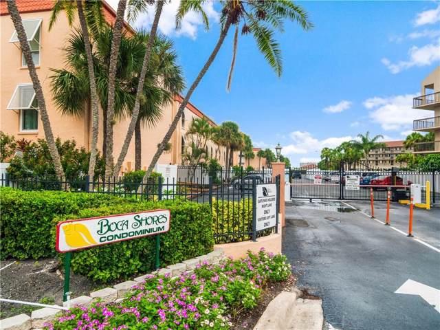 8901 Blind Pass Road #133, St Pete Beach, FL 33706 (MLS #U8056068) :: Lockhart & Walseth Team, Realtors