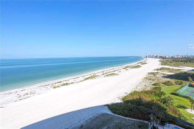 1310 Gulf Boulevard 12G, Clearwater, FL 33767 (MLS #U8056110) :: Andrew Cherry & Company