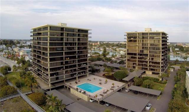 7600 Bayshore Drive #1005, Treasure Island, FL 33706 (MLS #U8056141) :: Baird Realty Group