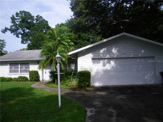 2245 Green Way S, St Petersburg, FL 33712 (MLS #U8056163) :: The Duncan Duo Team