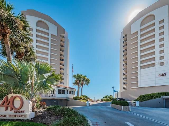 440 S Gulfview Boulevard #701, Clearwater, FL 33767 (MLS #U8056166) :: Gate Arty & the Group - Keller Williams Realty Smart