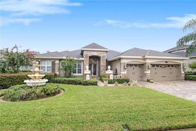 16016 Ivy Lake Drive, Odessa, FL 33556 (MLS #U8056168) :: Premier Home Experts