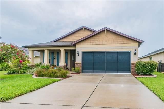 543 Alpine Thistle Drive, Brooksville, FL 34604 (MLS #U8056204) :: Charles Rutenberg Realty