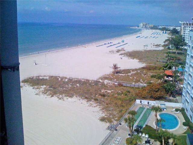 4950 Gulf Boulevard #1008, St Pete Beach, FL 33706 (MLS #U8056215) :: Baird Realty Group