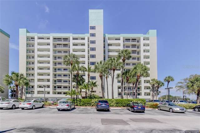 7150 Sunset Way #804, St Pete Beach, FL 33706 (MLS #U8056226) :: Team 54