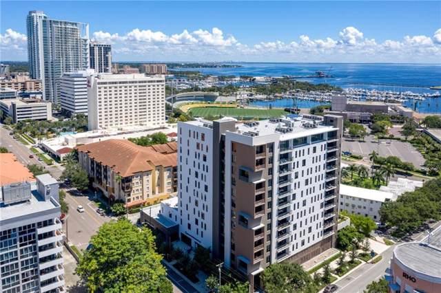 199 Dali Boulevard #605, St Petersburg, FL 33701 (MLS #U8056273) :: Lockhart & Walseth Team, Realtors