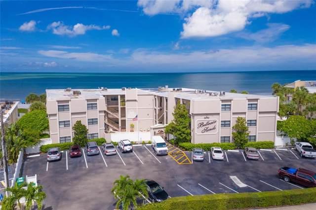 3210 Gulf Boulevard #102, Belleair Beach, FL 33786 (MLS #U8056288) :: Team Borham at Keller Williams Realty