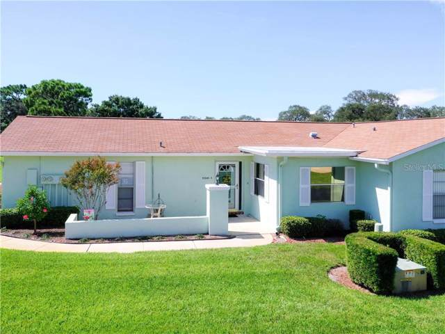 11341 Dollar Lake Drive #1, Port Richey, FL 34668 (MLS #U8056330) :: Cartwright Realty