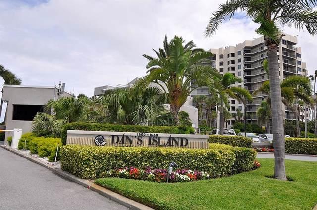 1600 Gulf Boulevard #611, Clearwater, FL 33767 (MLS #U8056447) :: Andrew Cherry & Company
