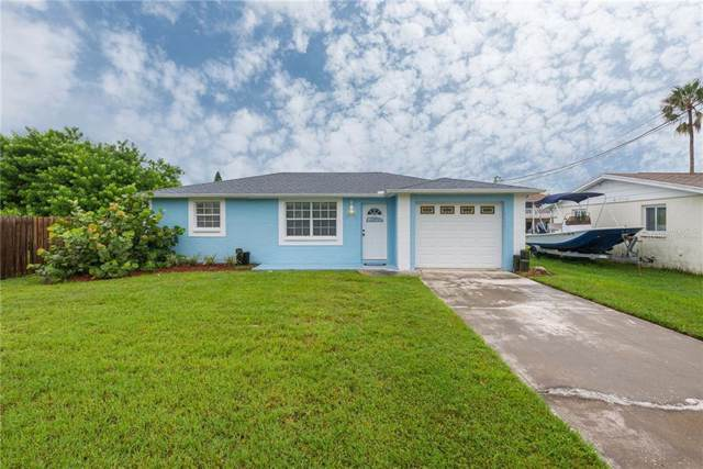 13340 Starfish Drive, Hudson, FL 34667 (MLS #U8056468) :: Homepride Realty Services