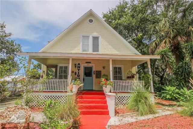 313 N Grosse Avenue, Tarpon Springs, FL 34689 (MLS #U8056522) :: Florida Real Estate Sellers at Keller Williams Realty