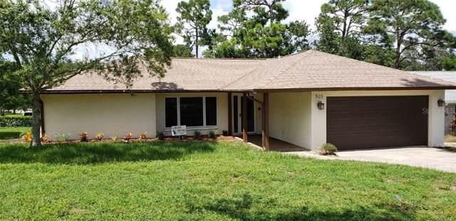 501 White Oak Drive, Tarpon Springs, FL 34689 (MLS #U8056535) :: Cartwright Realty