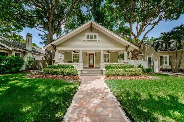 615 13TH Avenue NE, St Petersburg, FL 33701 (MLS #U8056560) :: Charles Rutenberg Realty